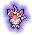 700 elemental flying icon