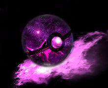 Pokeball of espeon by savaloid-d5mlods