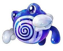 Poliwhirl banner