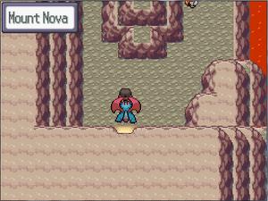 Mt Nova