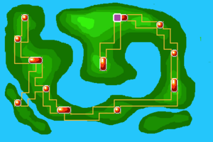 Map Safari Zone 6