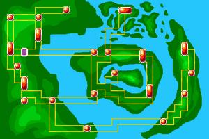 Map Safari Zone 1