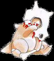 Sugimori Cubone