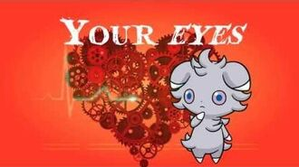 Your Eyes intro
