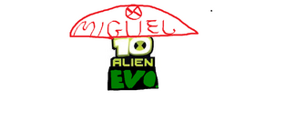 Miguel 10 alien evolution