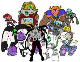 File:Last set of ben 10 aliens by bigafroman.jpg