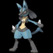PokemonLucario