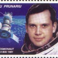 Dumitru Prunariu, first Romanian in Space