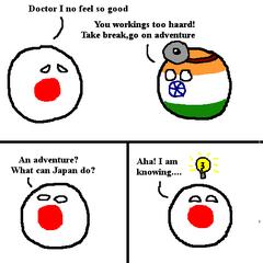 Japan's Adventure (Fedcom)