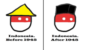 Indonesiaball appearance change