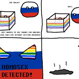 Russia takes notice (zimonitrome)