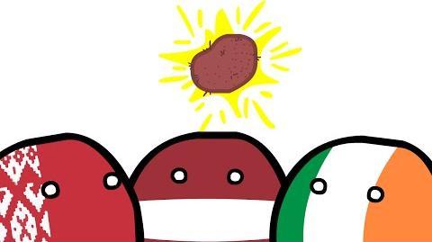 COUNTRYBALLS №6 Картошка фри-1