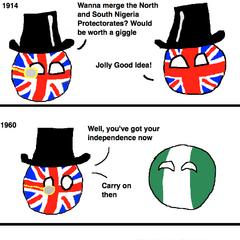 Brief history of Nigeria