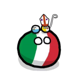 Italy with Enclaves