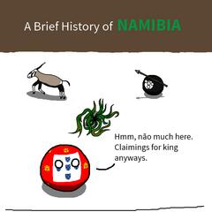 A Brief History of Namibian Clay