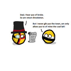 Sarawak and Brunei are talking about business.