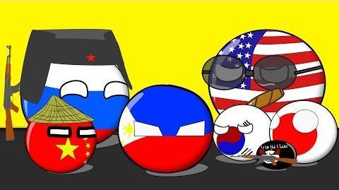 PolandBall-CountryBall- Pinoy Ball and USA Ball are always family