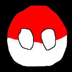 Primer concepto de Poloniaball