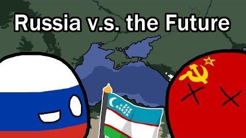Russia v.s