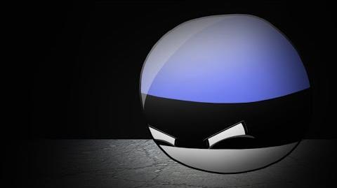 -REUPLOAD- Countryballs Animated -6 - Infidel Estonia