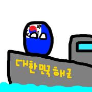 Korea marine