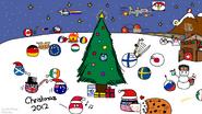 Polandball holiday mayhem