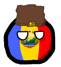 SR ROMANIA WITH HAT