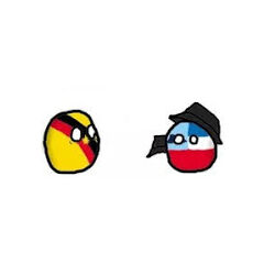 Sarawakball (left) with Sabahball (right). The two Malaysian states on Borneo.
