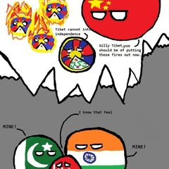 Tibet cannot into independShow MoreShow Fewerence (like <a href=