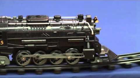 Lionel's Polar Express G-Gauge Train Set