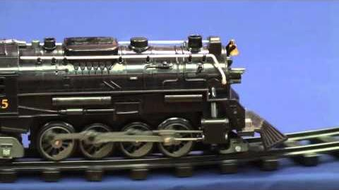 Lionel's Polar Express G-Gauge Train Set
