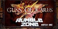 Guns of Icarus Online Match 1 Highlights