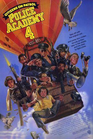 Police Academy (4)