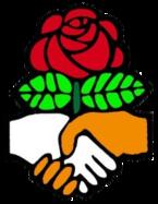 145px-Democratic Socialists of America
