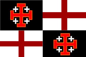 Flag of Latin Confederacy