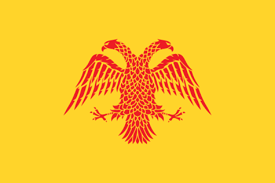 File:Flag of the Serbian Empire, Byzantine version.png
