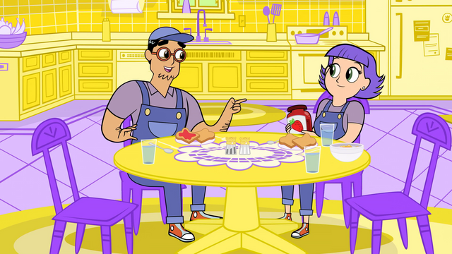 File:Dad 'could you pass the jam please?' S1E1a.png