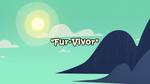 Fur-Vivor title card