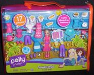 Polly Pocket Travel In Style Cruise Ship
