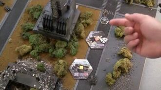 Polyversal 6mm Sci-Fi Miniatures System Introductory Gameplay Video