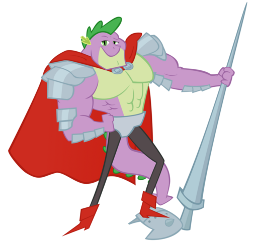 File:Sir spike less awkward pose by sirleandrea-d3h840c.png