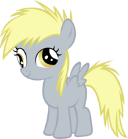 Angled Filly Derpy