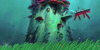 Fujimoto`s Underwater Lair