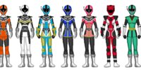 Data Squad Rangers