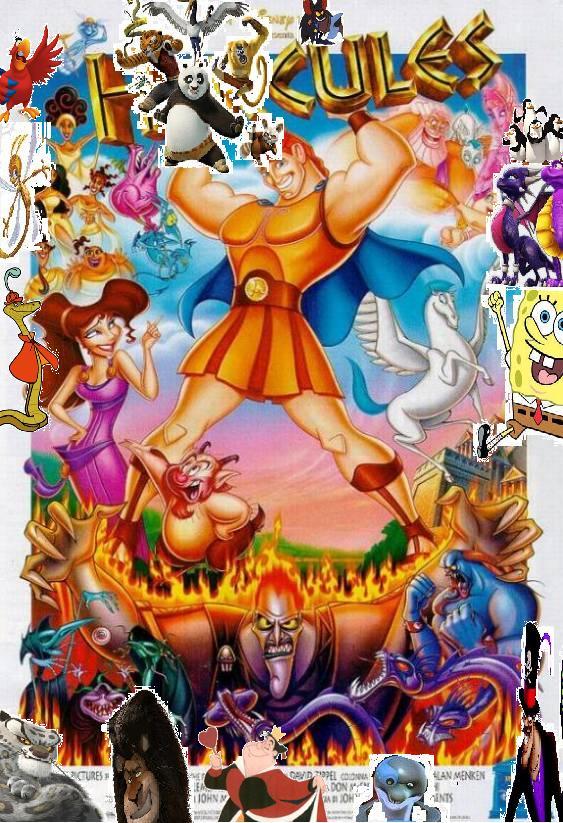 SpongeBob's Adventures of HerculesFan Feed