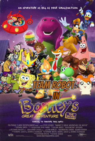 File:Team Robot in Barney's Great Adventure Poster.png