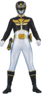 Megaforce Black Ranger