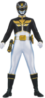 Megaforce Black Ranger