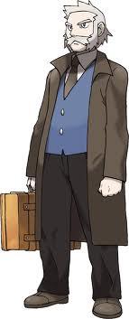 Professor Rowan