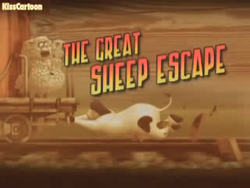 The Great Sheep Escape